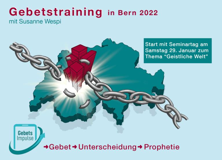 Gebetstrainining in Bern